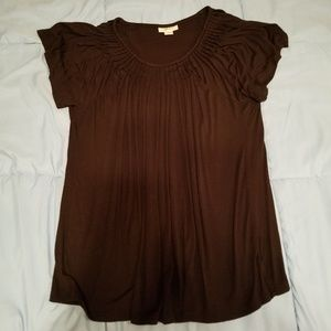 Style and co drapey top